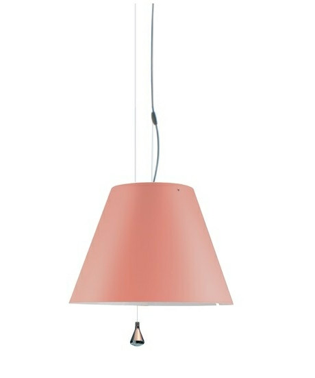Image of   Costanza Pendel Up/Down Edgy Pink - Luceplan