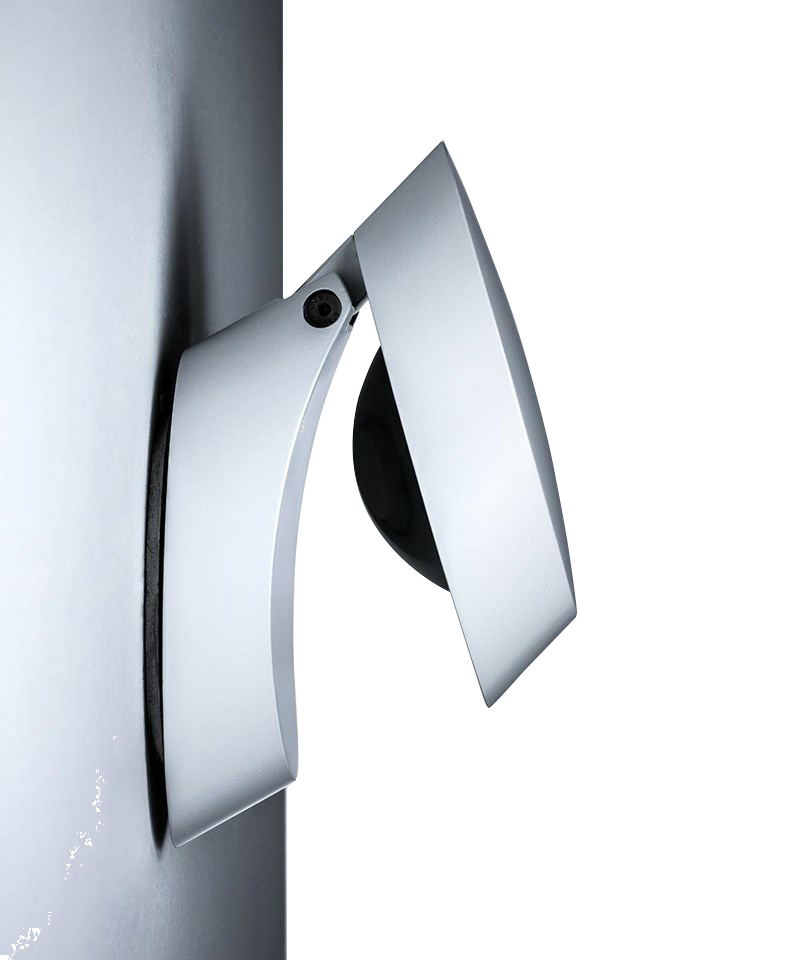 Image of   Pin - Up LED Væglampe Hvid - Studio Italia