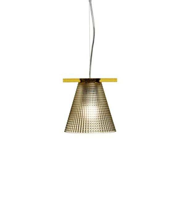 Image of   Light Air Pendel Sculped Rav - Kartell
