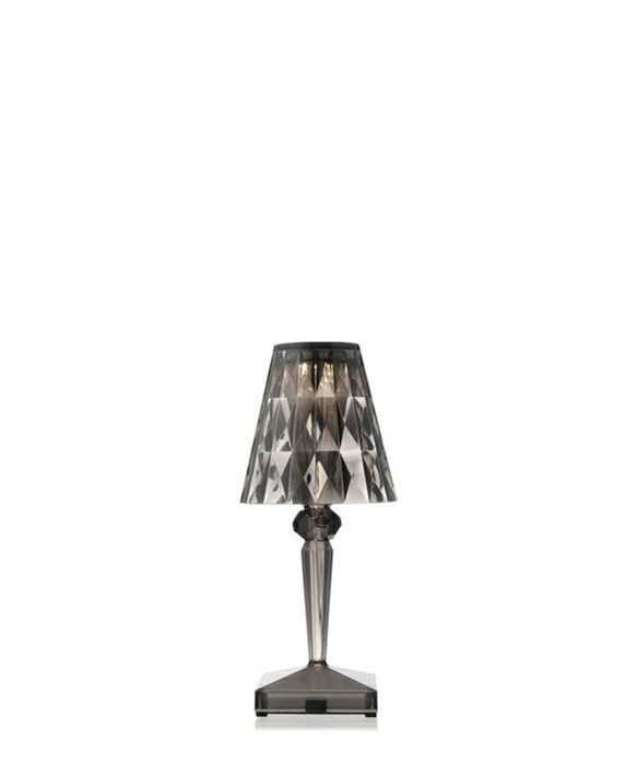 Image of   Battery Bordlampe Røg - Kartell