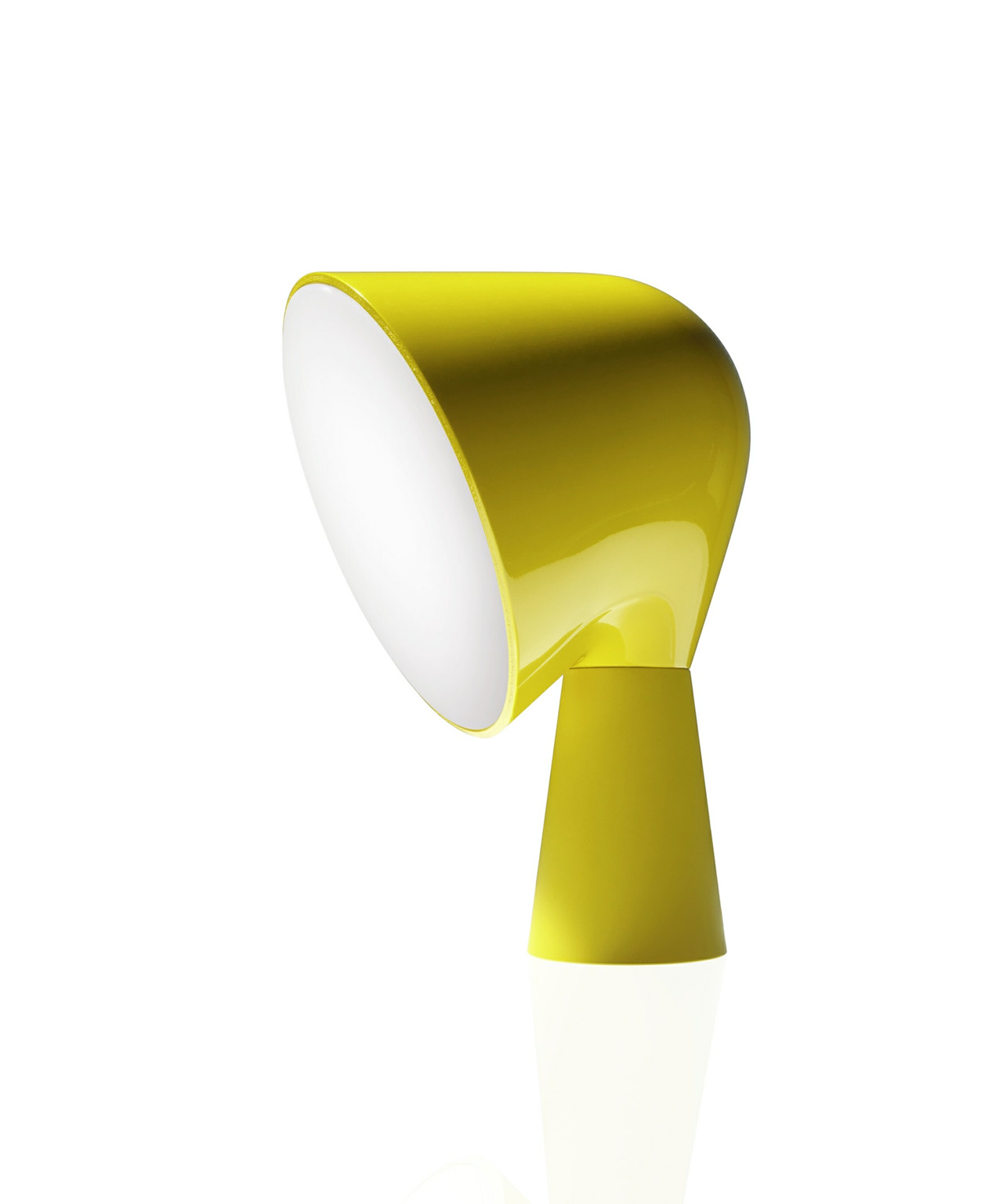 Image of   Binic Bordlampe Gul - Foscarini
