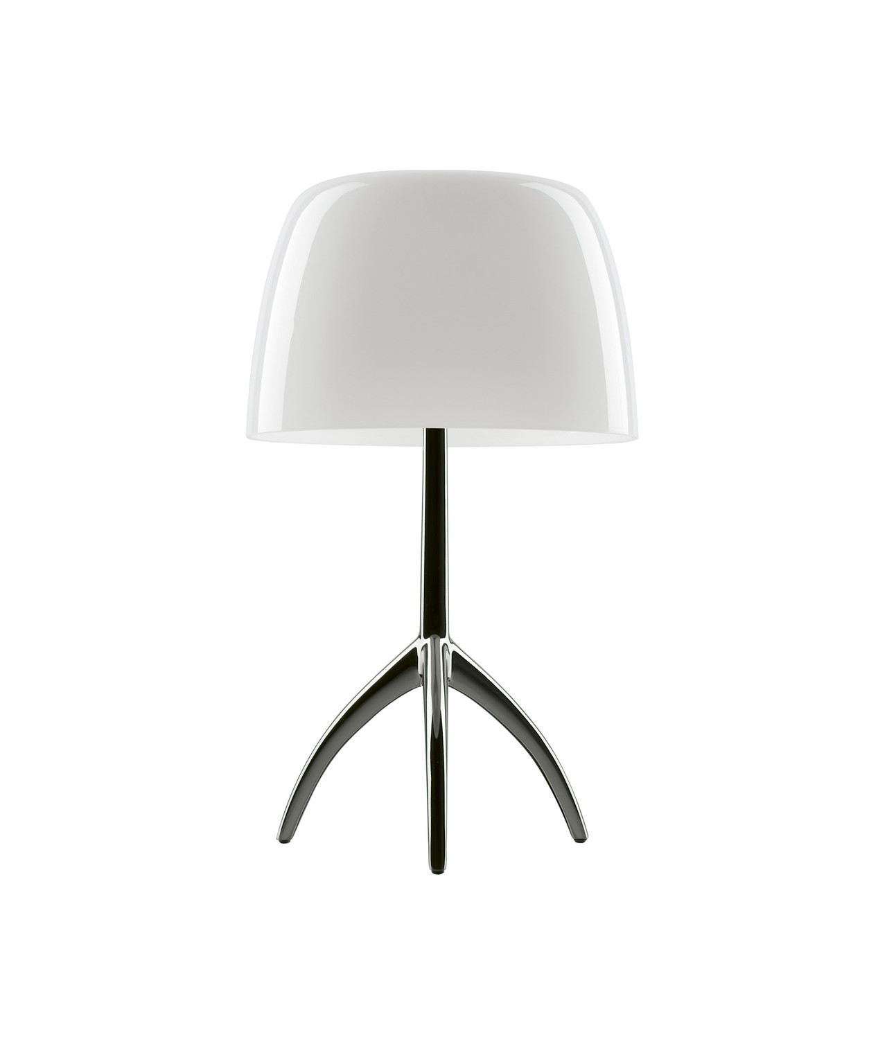 Image of   Lumiere Grande Bordlampe Hvid - Foscarini