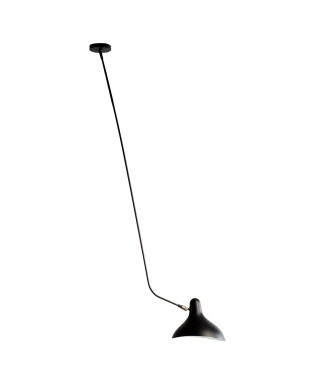 Schottlander – Mantis bs4 l loftlampe sort - scattlander fra lampemesteren.dk