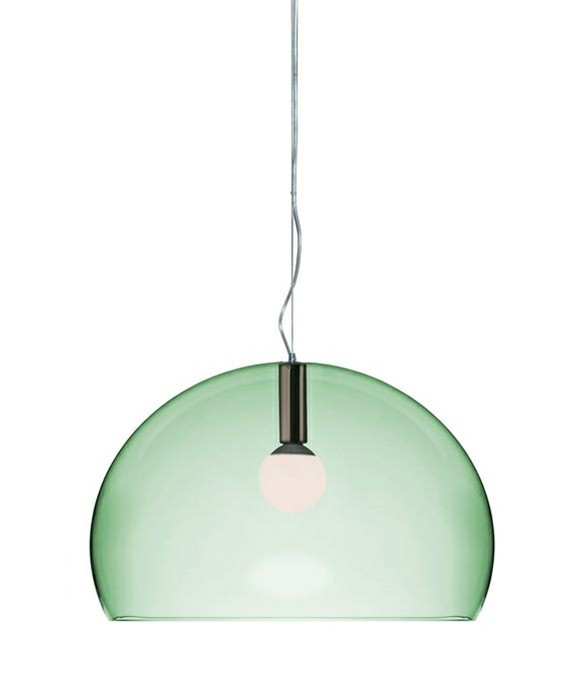 Image of   Big Fl/y Pendel Salvie - Kartell