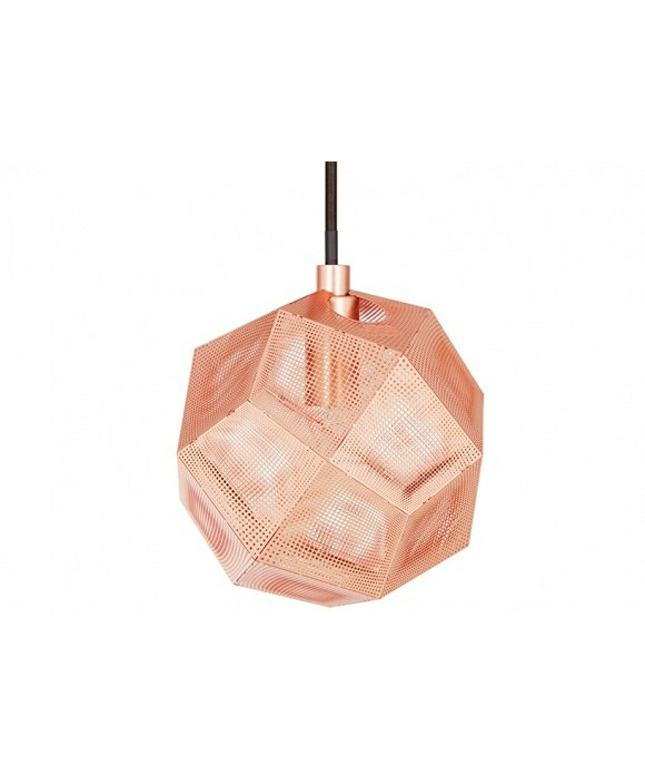 Image of   Etch Mini Pendel Kobber - Tom Dixon