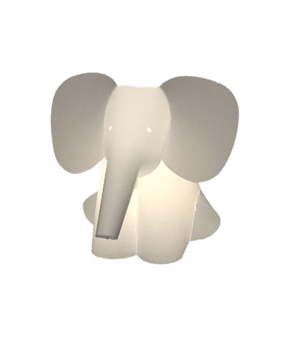 Zoolight – Zoolight elefant væglampe - intermezzo fra lampemesteren.dk