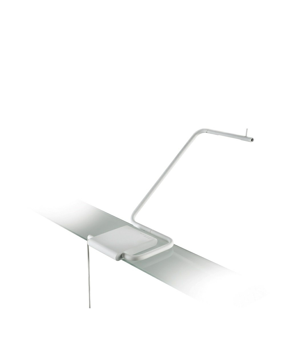 Image of   Pin Down Bordlampe Mat Hvid - Frandsen