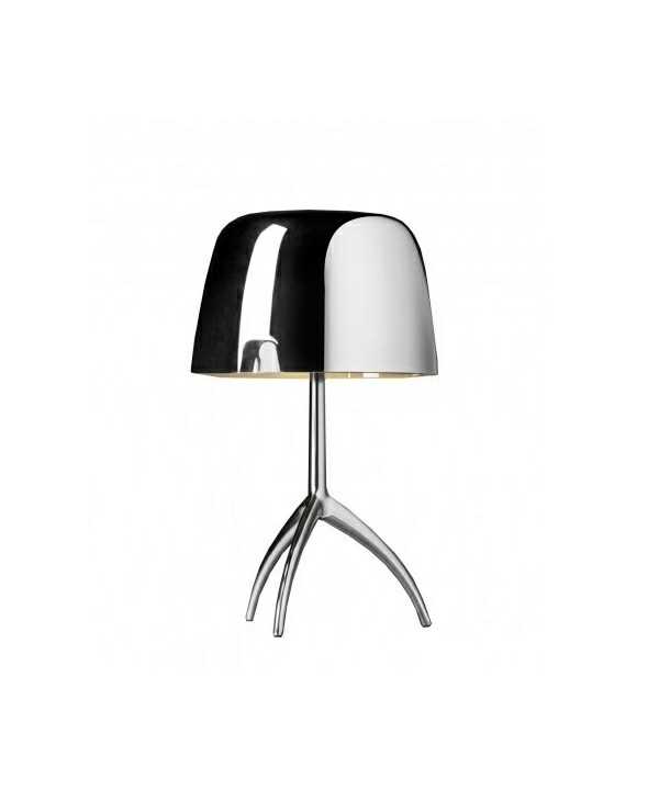 Image of   Lumiere 25th Grande Bordlampe Alu - Foscarini