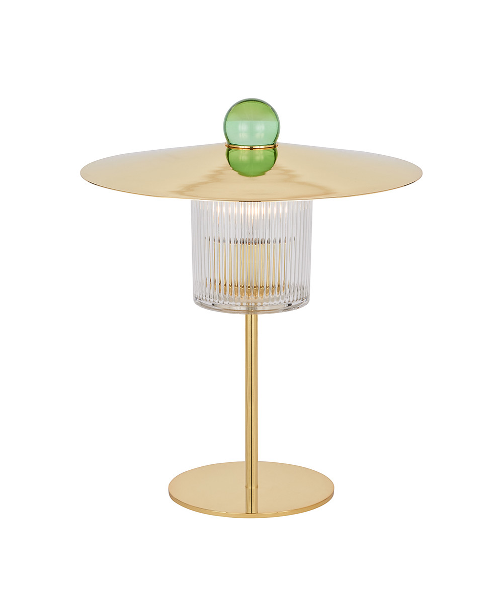 Image of   Ball On Top Bordlampe - Design By Us
