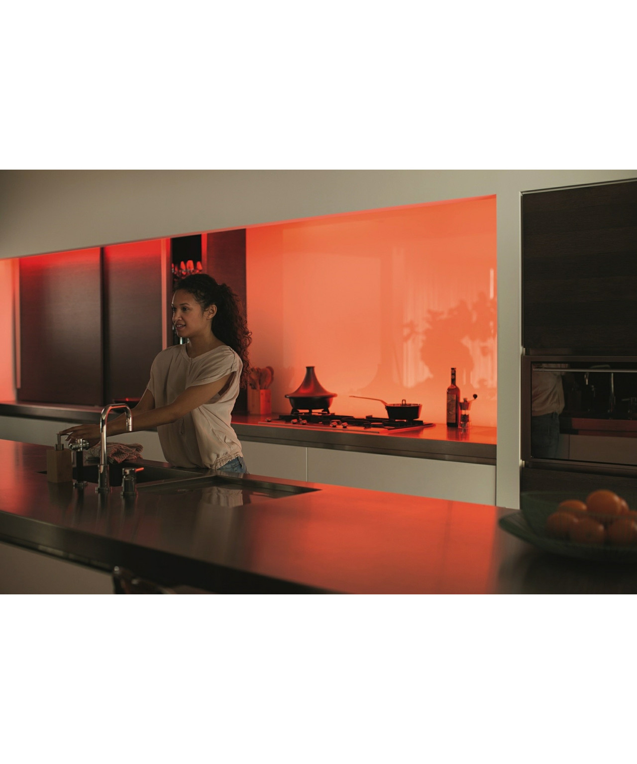 philips hue lightstrips. Black Bedroom Furniture Sets. Home Design Ideas