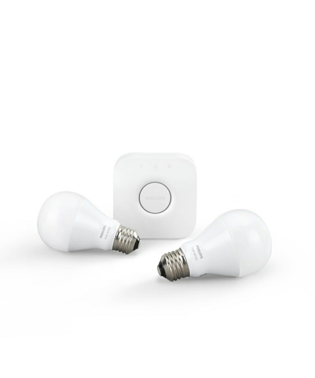 Image of   Philips Hue White Startsæt 9,5W E27