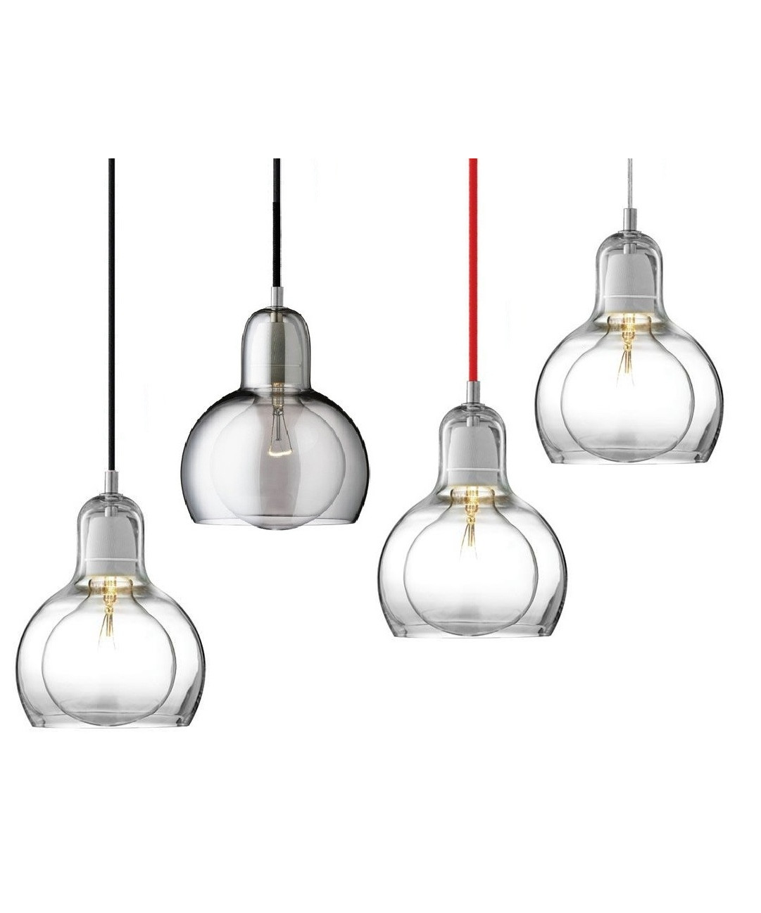Image of   Mega Bulb SR2 Pendel - &tradition