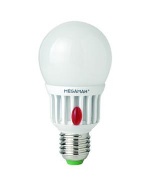 Image of   Pære LED 8W Classic Sensor E27 - Megaman