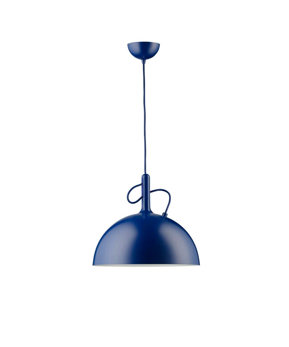 Adjustable pendel Ø30 blå - watt a lamp fra Watt a lamp på lampemesteren.dk