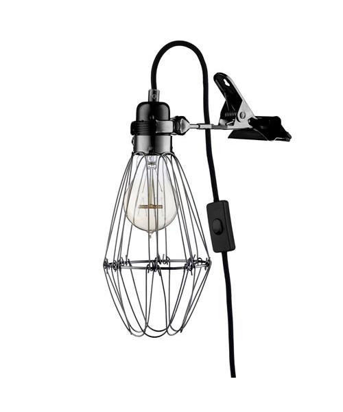 Artecnica Work lamp de lux sort - hey there hi fra lampemesteren.dk
