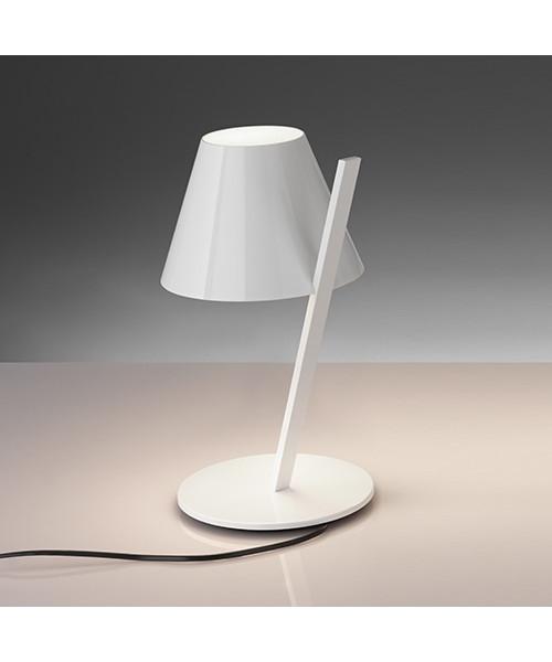 Artemide La petite led bordlampe hvid - artemide fra lampemesteren.dk