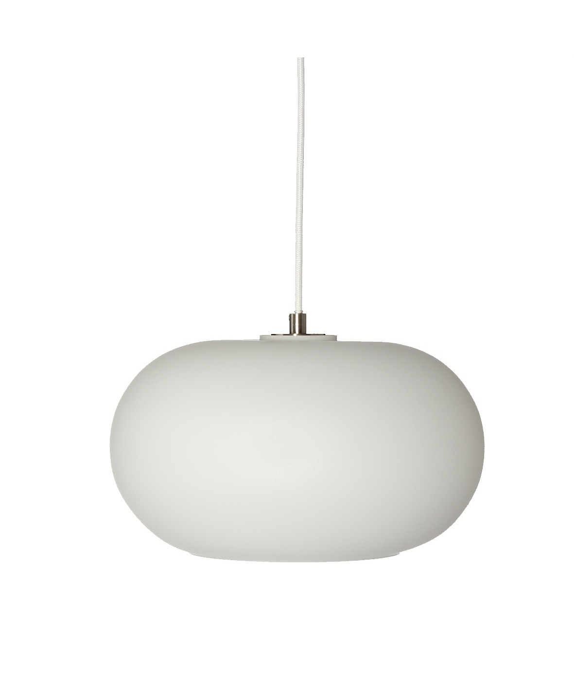 Image of   Kobe Glas Pendel Opal Mat Hvid - Frandsen