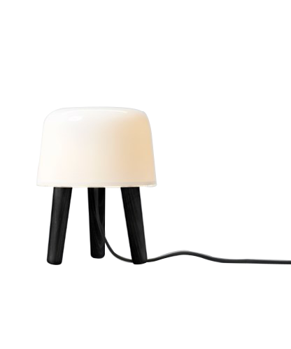 Image of   Milk NA1 Bordlampe Sort - &tradition
