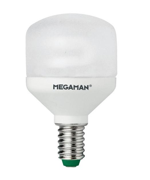 N/A Pære 7w softlight e14 - megaman på lampemesteren.dk