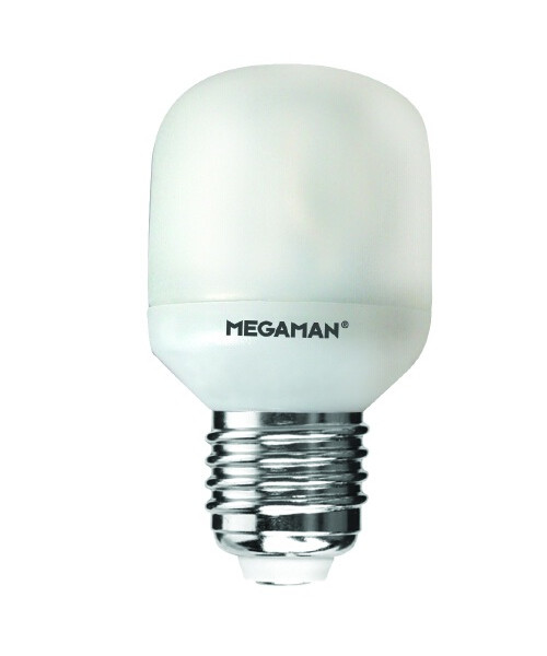 Pære 9w softlight e27 - megaman fra N/A på lampemesteren.dk
