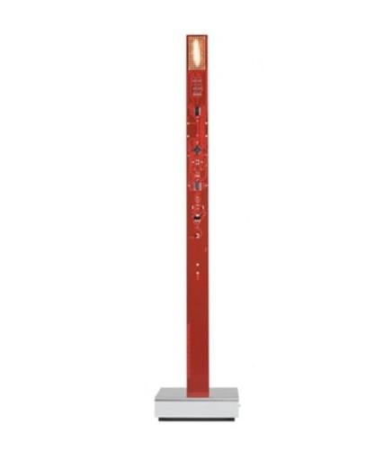 Ingo maurer My new flame usb bordlampe rød - ingo maurer på lampemesteren.dk