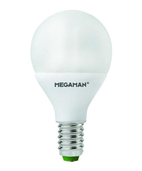 Pære 5w pingpong e14 - megaman fra N/A fra lampemesteren.dk