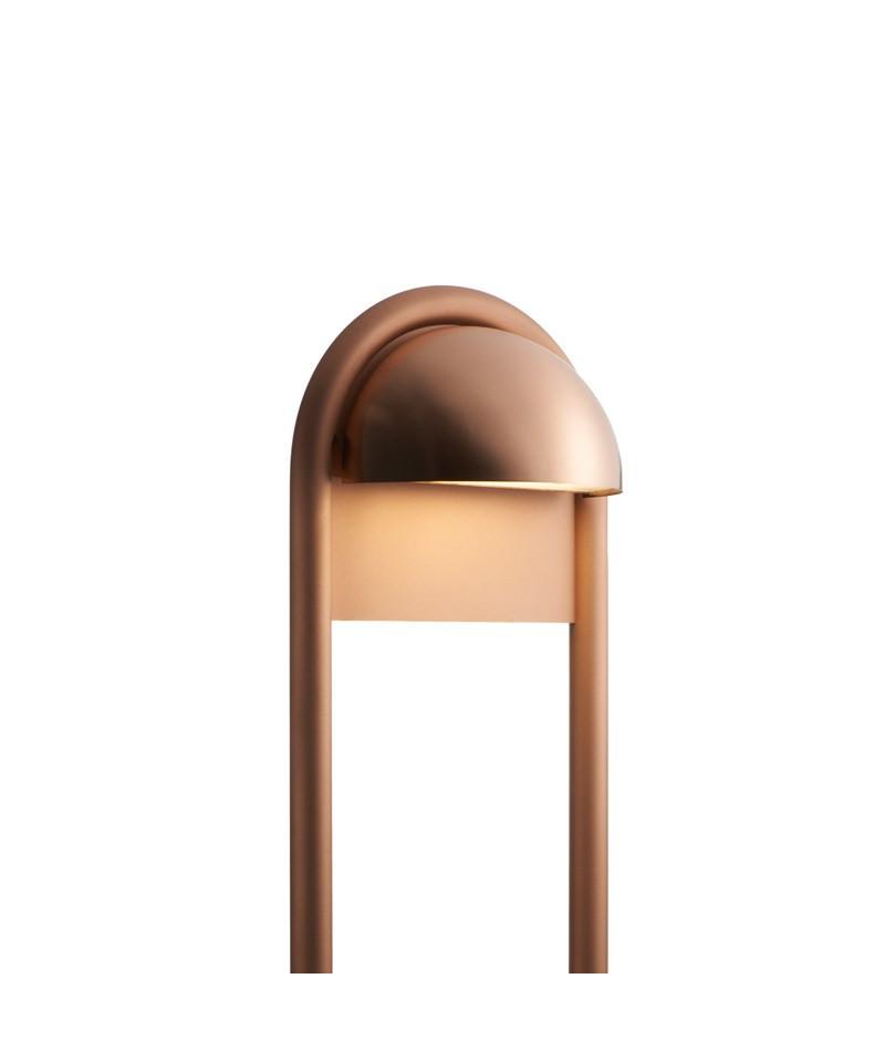Kobber Lampe Stander
