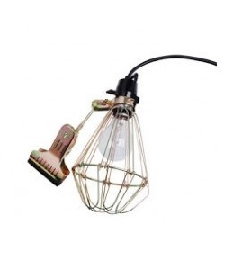 Work lamp de lux messing - hey there hi fra Artecnica fra lampemesteren.dk