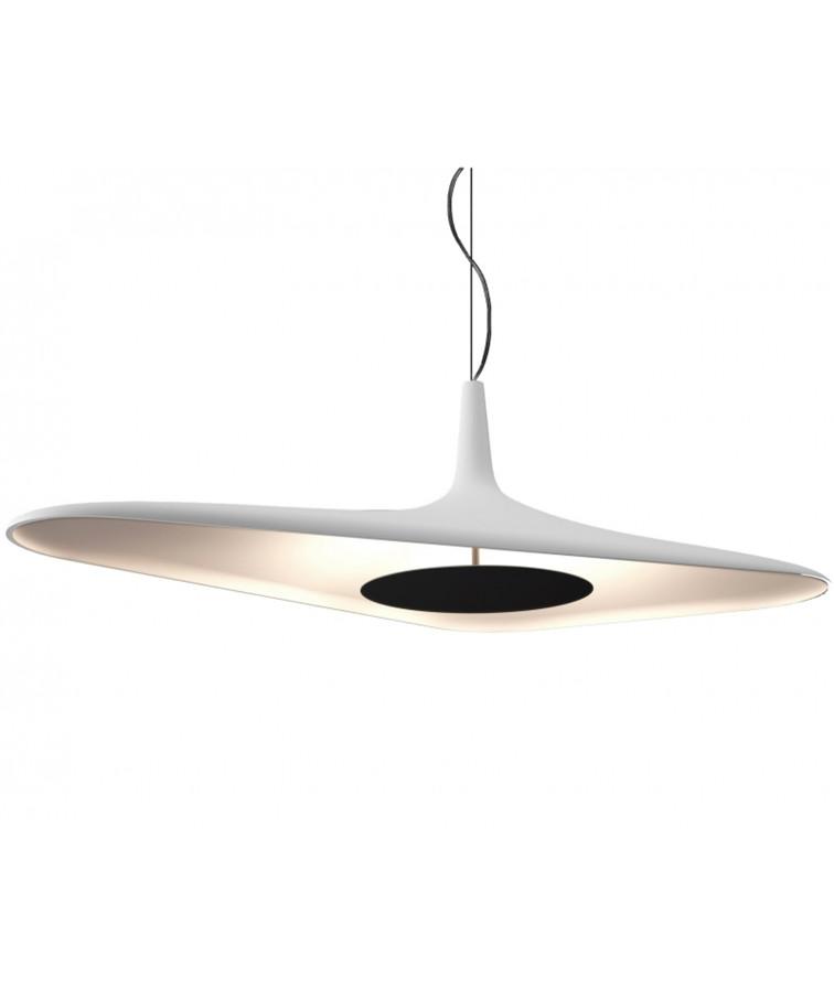 Image of   Soleil Noir Pendel 35 Hvid - Luceplan