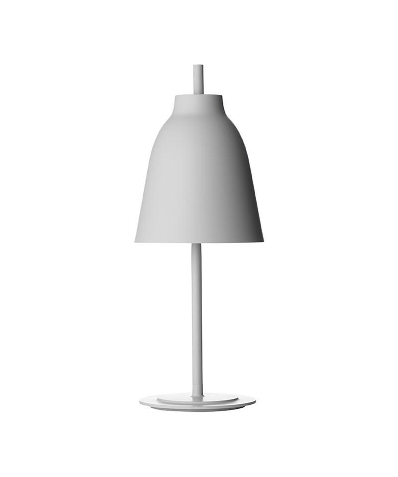 Image of   Caravaggio Bordlampe Plug In Mat Grå25 - Lightyears