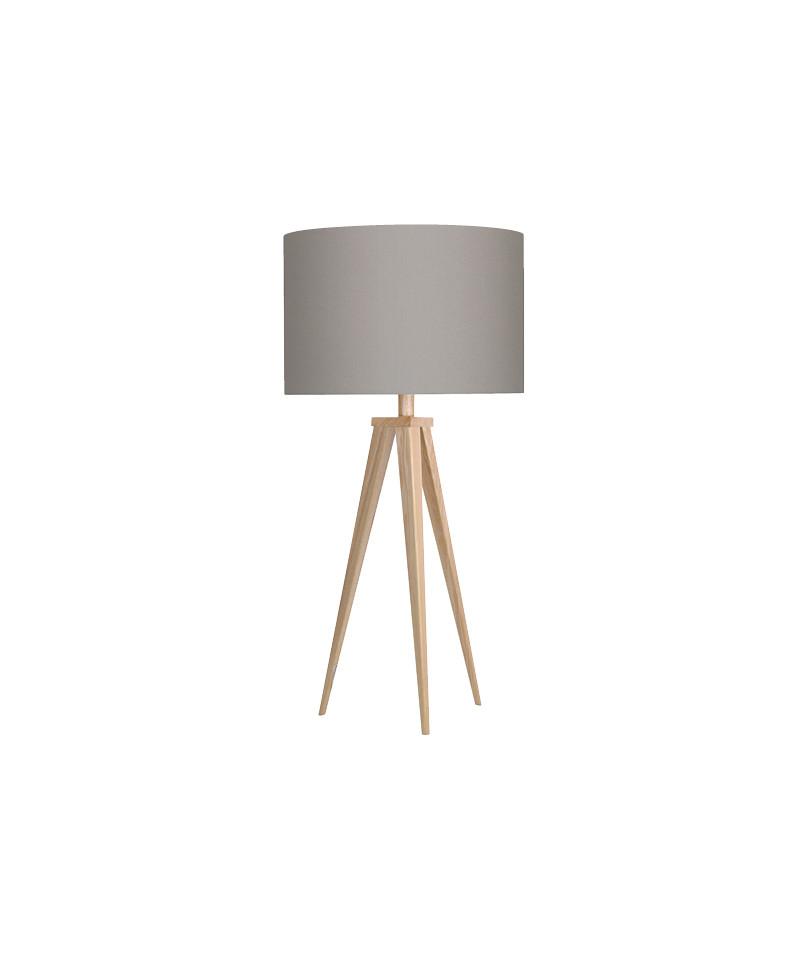 Darø Paso 35 t1 uni bordlampe eg/grå - darø på lampemesteren.dk