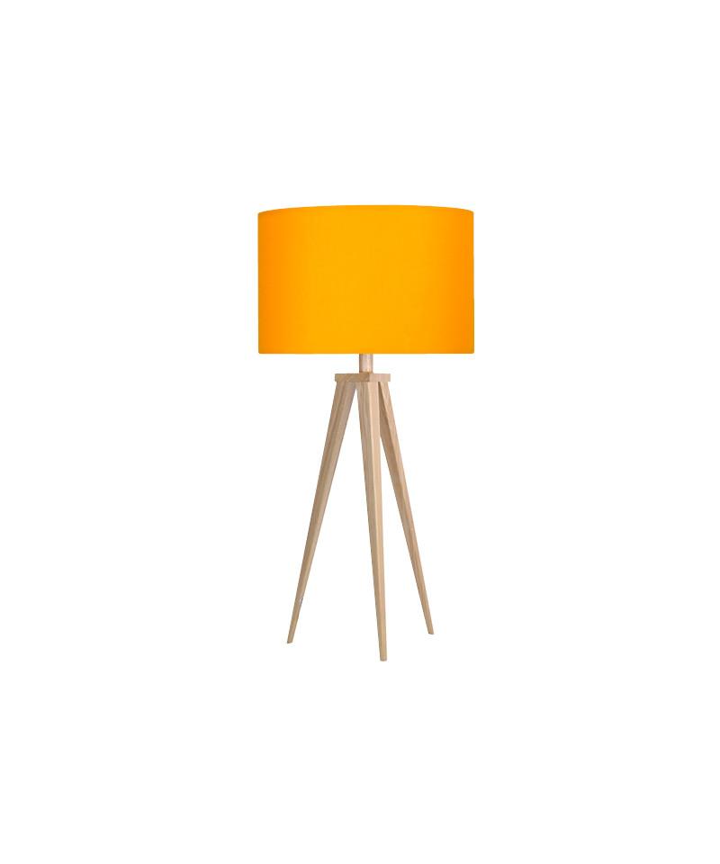 Darø – Paso 35 t1 uni bordlampe eg/sart gul - darø fra lampemesteren.dk