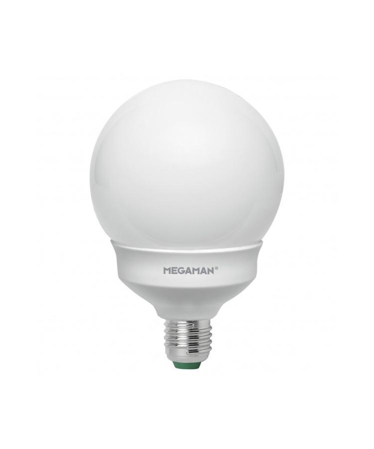 Image of   Pære LED 10,5W (810 lm) Globe Ø98 E27 Dæmpbar - Megaman
