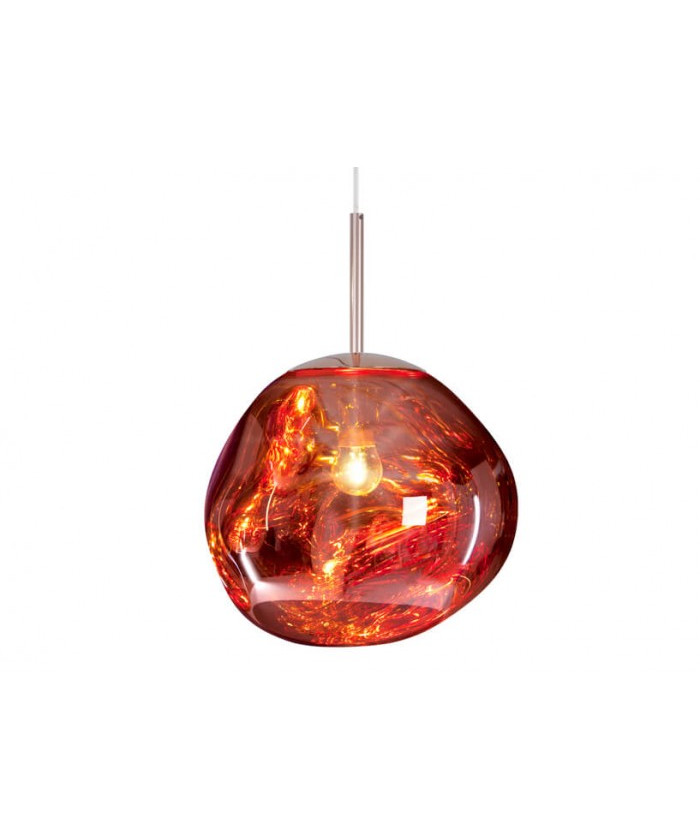 Image of   Melt Mini Pendel Kobber - Tom Dixon
