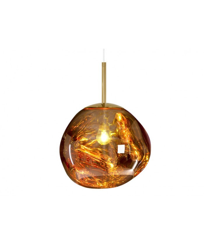 Image of   Melt Mini Pendel Guld - Tom Dixon