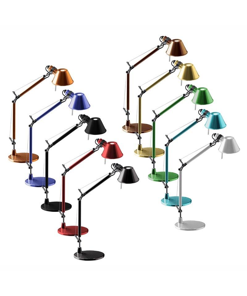 Tolomeo micro bordlampe - artemide fra Artemide fra lampemesteren.dk