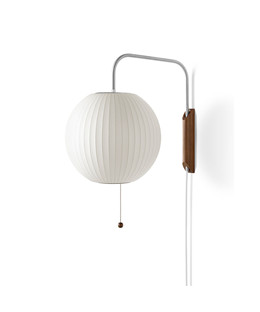 Nelson Ball Sconce Bubble Small Wall