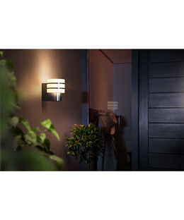Philips Hue Outdoor Lampen.Tuar Outdoor Wall Lamp Philips Hue