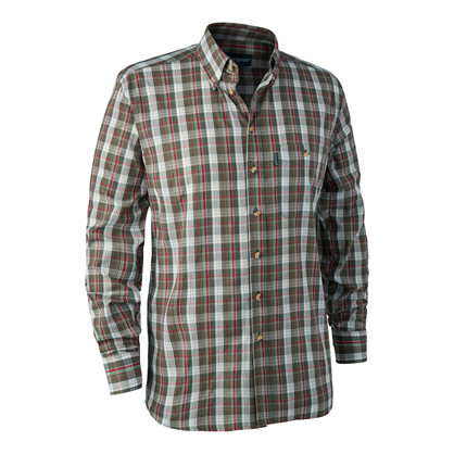 Deerhunter Craig Green Skjorte - Green checked