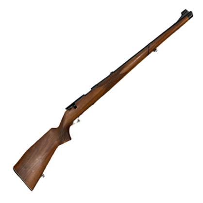 Brugt Anschütz fuldskæftet model 1418 Cal. 22LR