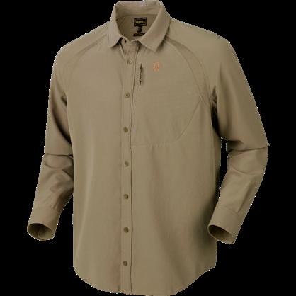 Härkila Herlet Tech Skjorte - Light Khaki