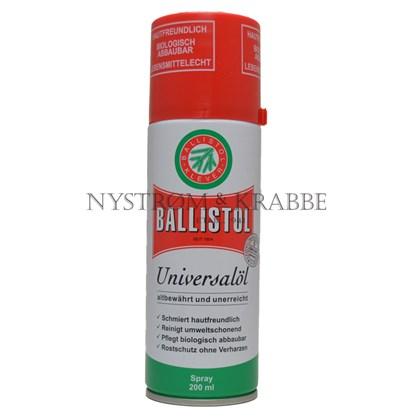 Ballistol spray olie
