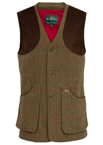 Alan Paine Combrook Tweed Vest