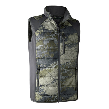 Deerhunter Willow Padded Vest -Realtree Wav3