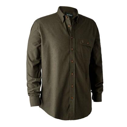 Deerhunter Liam Shirt -Tarmac Green
