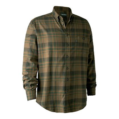 Deerhunter Kyle Shirt -Green Check