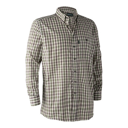 Deerhunter Marcus Skjorte -Green Checkered