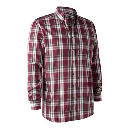 Deerhunter Michael Skjorte -Red Checkered