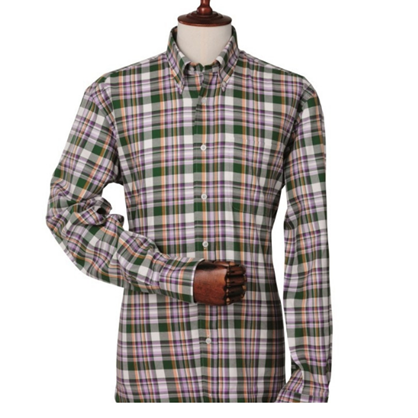 Laksen Chestwood Multi Skjorte