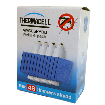 Thermacell Refill patroner - 4 stk.